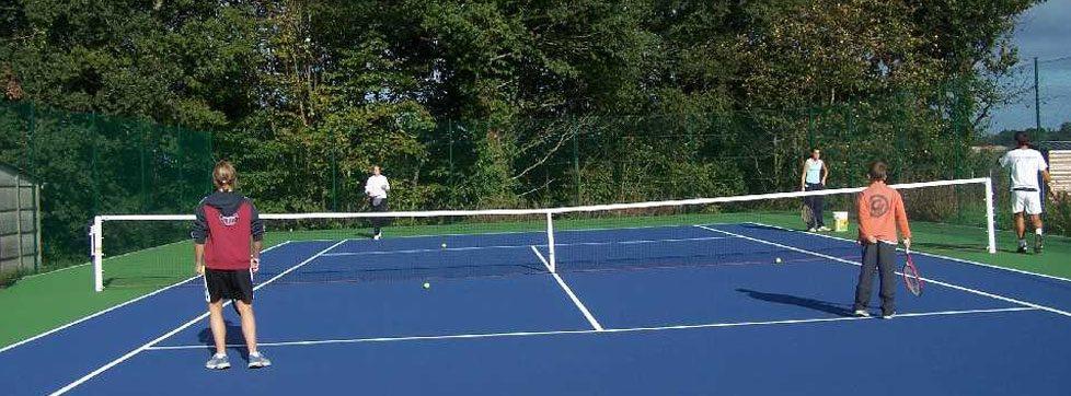 Terrain de Tennis de St-Martin-Terressus