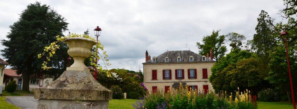 Parc de la Mairie de St-Martin-Terressus